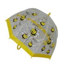 Children's PVC bee umbrella