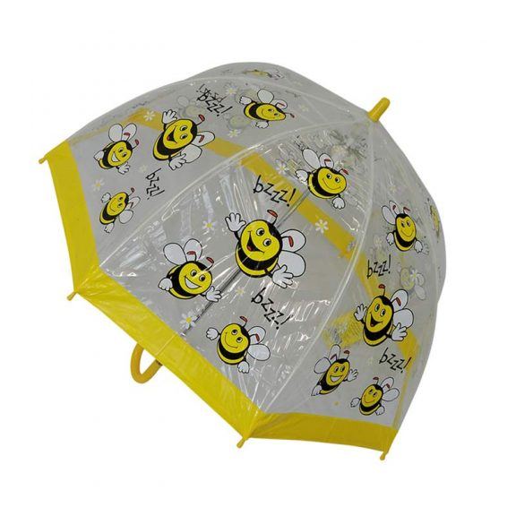 Children's PVC bee umbrella