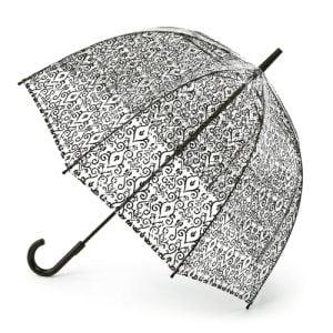 Fulton Birdcage Umbrella - Damask
