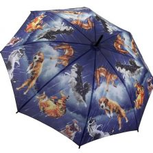 Full Length Cats and Dogs Umbrella