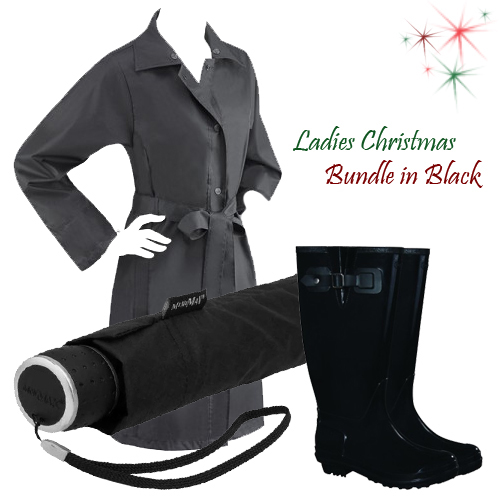 Ladies Rainwear Gift Set