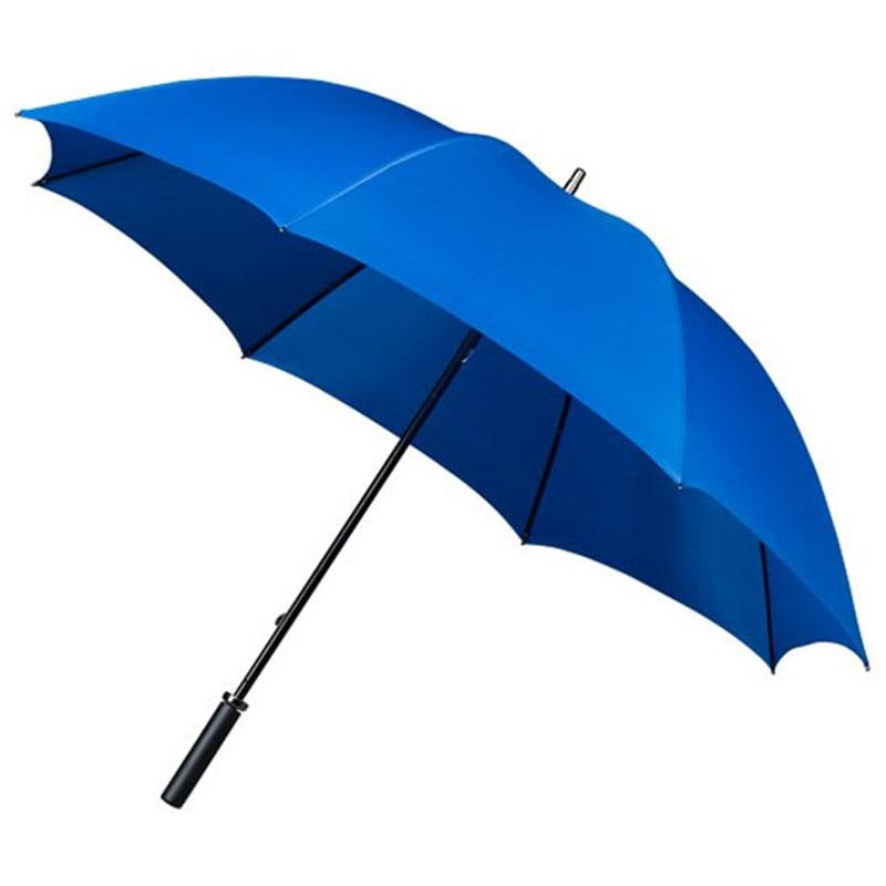 blue budget golf umbrella