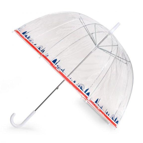 london skyline dome umbrella