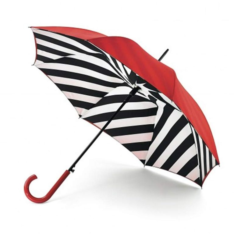 LuLu Guinness designer umbrella