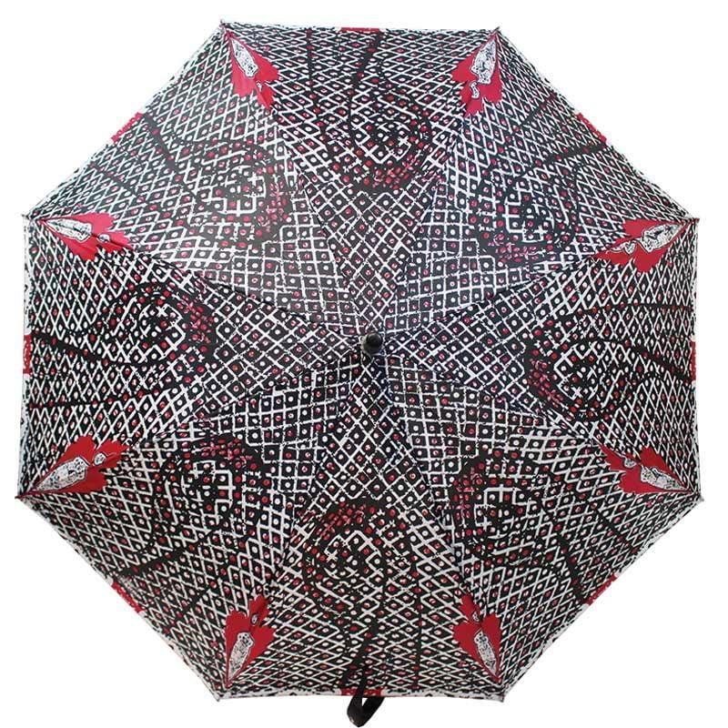perletti printed designer umbrella