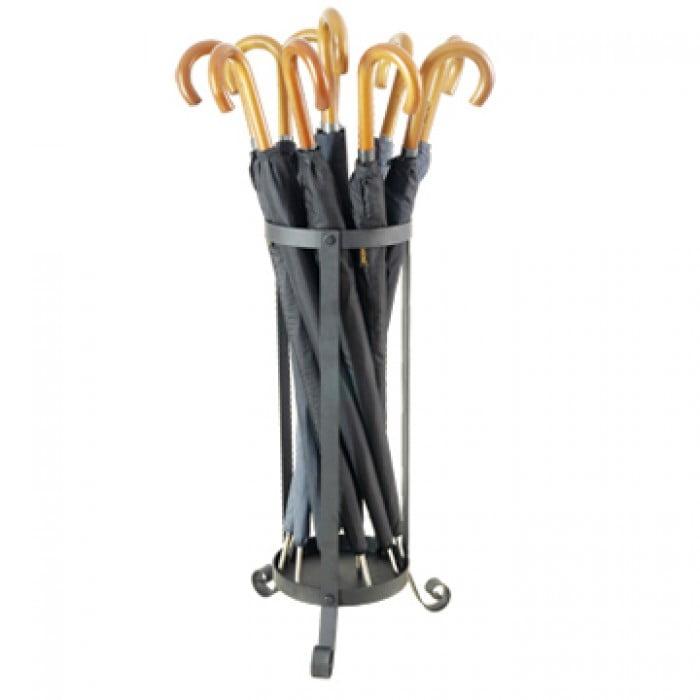 Umbrella Stand Black: Black Metal From Umbrella Heaven