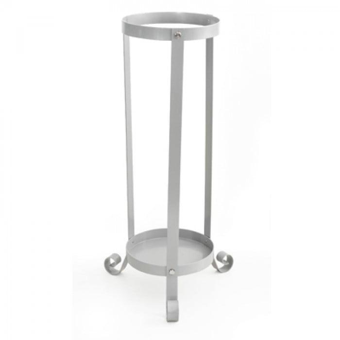 Umbrella Stand Golf: Silver Metal From Umbrella Heaven