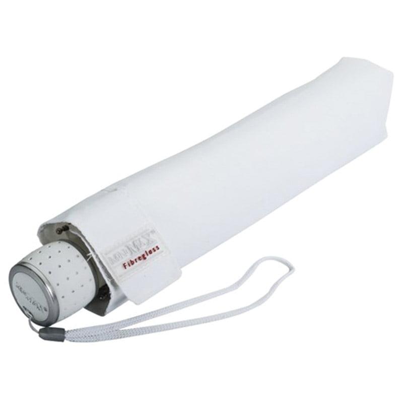 a48bd1d8d White Travel Umbrella / Automatic Compact Umbrella. White