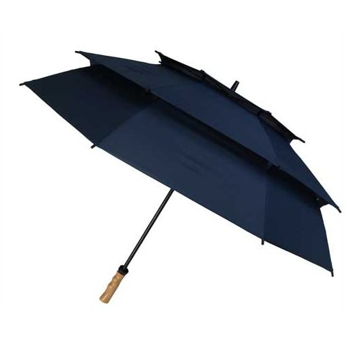 Pagoda MultiVent Vented Umbrella - Navy