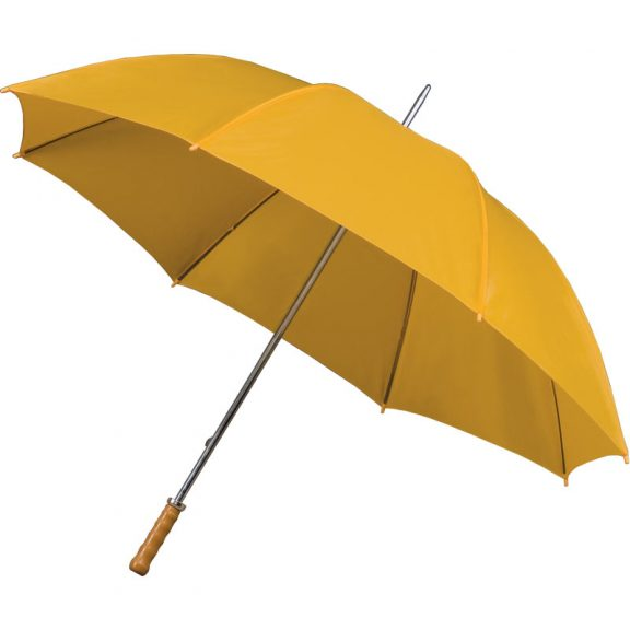 Mustard Budget Golf Umbrella