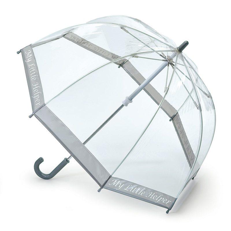 Kids Clear Umbrella / Children's Fulton Funbrella