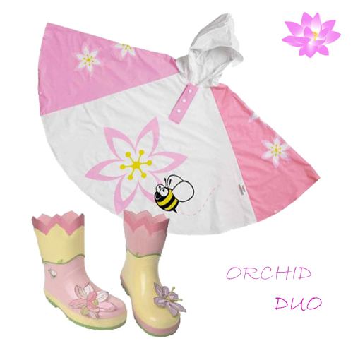 Kids Gift Sets Children's Orchid Gift Duo