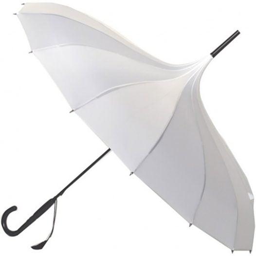 Oriental Umbrella / White Pagoda