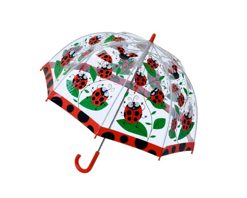 LADYBIRD PVC Kids Umbrella
