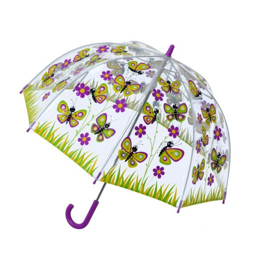 children's PVC butterflies umbrella