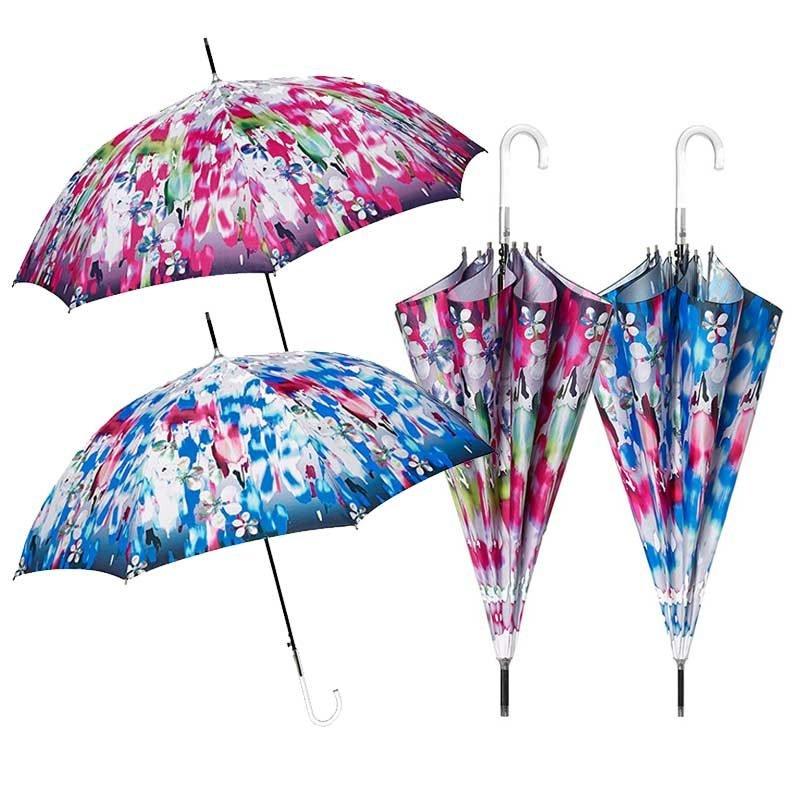 perletti designer floral umbrella