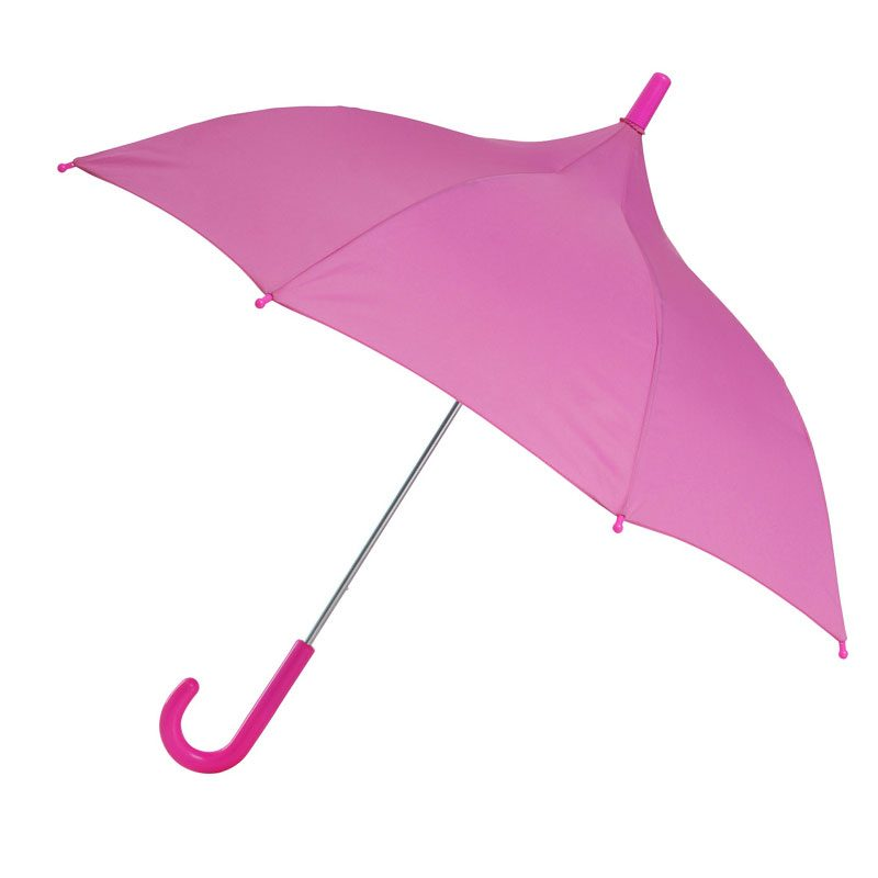 Childrens Pink Pagoda Umbrella