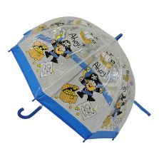 Children's PVC Pirate Umbrella