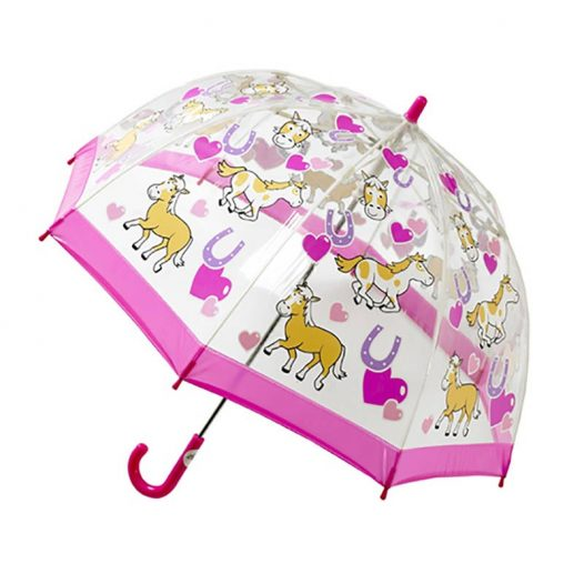 Children's PVC Pony Umbrella