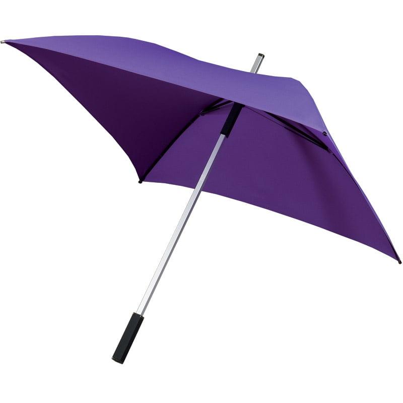 Purple Umbrella Square Golf Quality