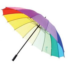 Rainbow Golf Umbrella