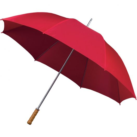 cheap red umbrella