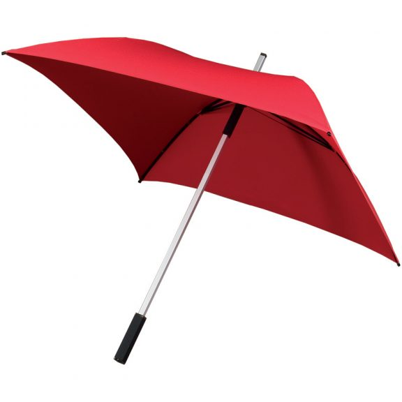 Red Golf Square Umbrella