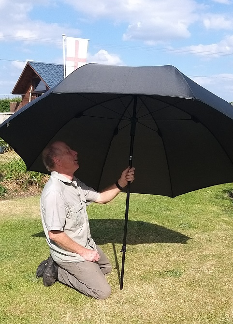 Rob McAlister Fishing Umbrella