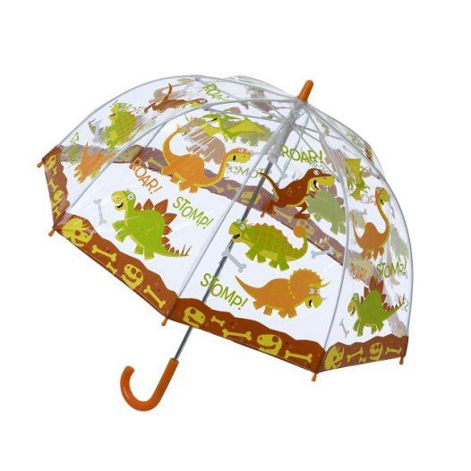 Childrens PVC Dinosaur Umbrella