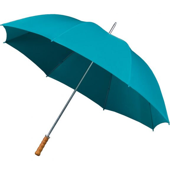 Low Cost Umbrella / Budget Golf Umbrella - Sea Green