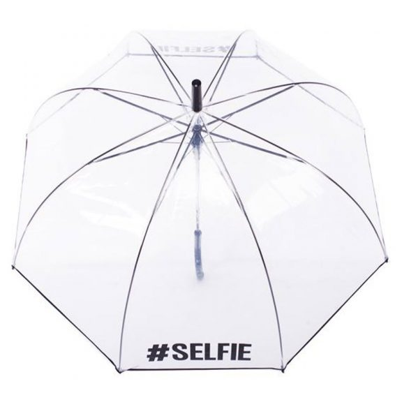 Selfie umbrella