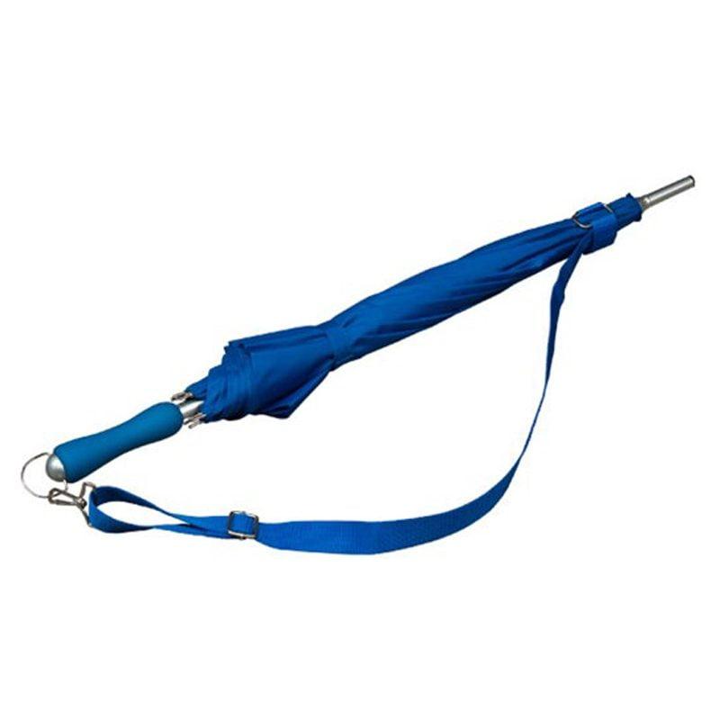 Shoulder Strap Umbrella Blue
