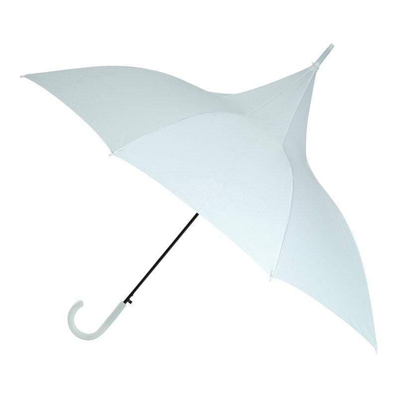 white pagoda umbrella / Classic White Pagoda Best Wedding Umbrella