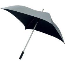 Square Sun Umbrella / Silver UV Protective Golfing Umbrella