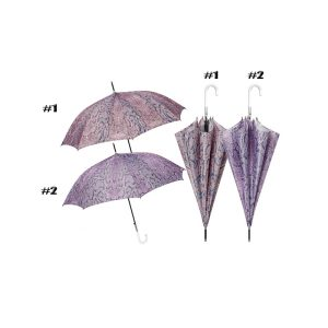 Perletti - Snakeskin designer Walking Umbrella