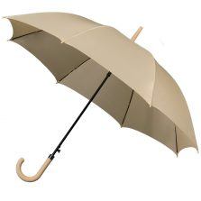 Standard Beige Walking Umbrella