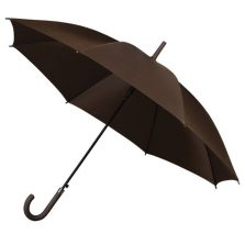 brown umbrella - brown Standard Walking Umbrella