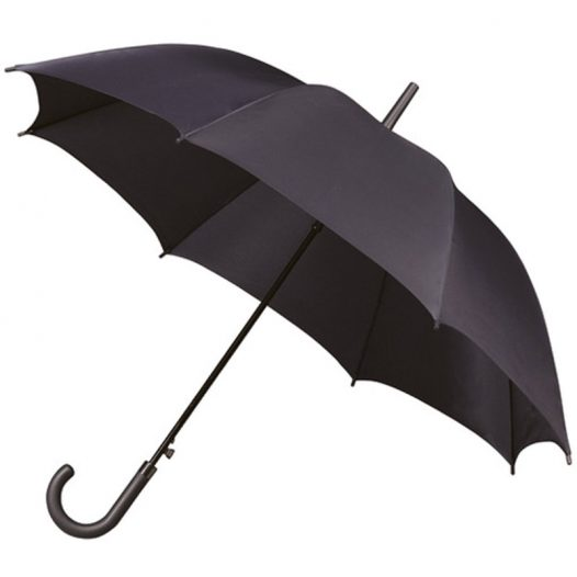 Standard Walking Style Gray Umbrella