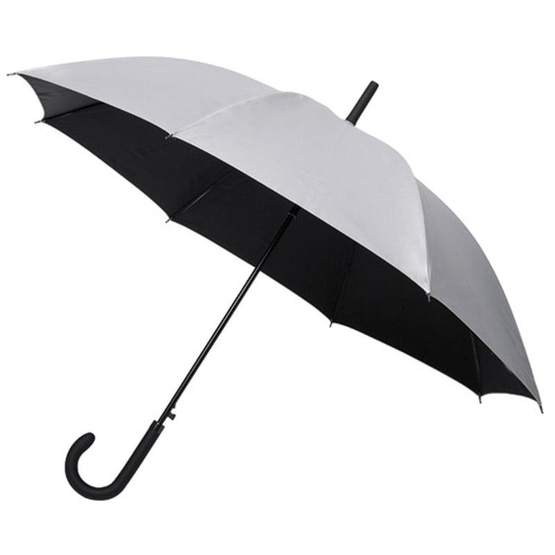 Patio Umbrella Uv Protection: Full Length Silver UV Umbrella
