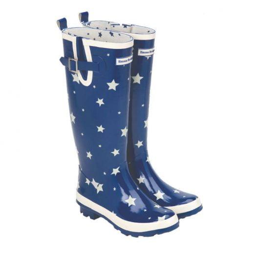 Emma B Stars Wellington Boots