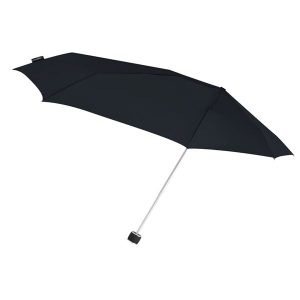 Stormfighter Stealth Bomber compact windproof umbrella - Black