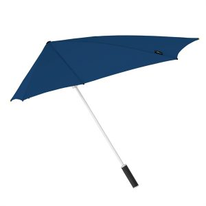 Stormfighter Stealth Fighter Windproof Umbrella - Dark Blue