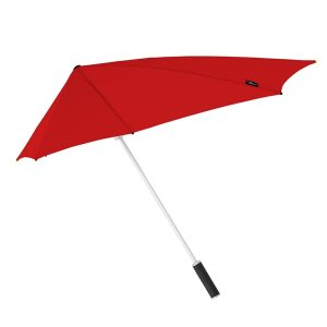 Stormfighter Stealth Fighter Windproof Umbrella - Red