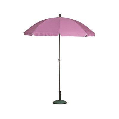 Fruit Cocktail Garden Parasol - Black Cherry