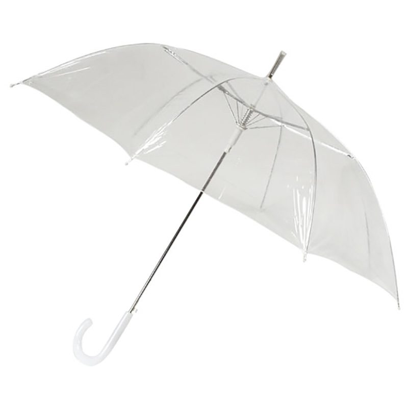 Transparent Umbrella - Auto Open