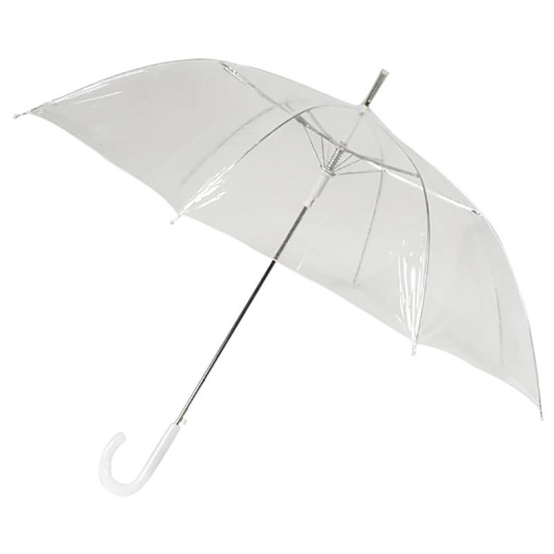 b514e4641cea Auto Open Transparent Umbrella