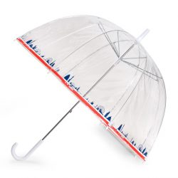 London Skyline Dome Umbrella