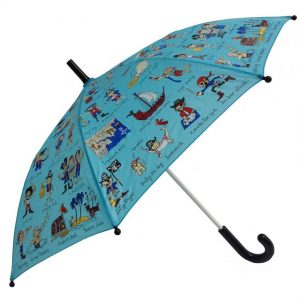 Tyrrell Katz Childrens Umbrella - Pirates
