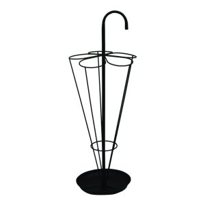Umbrella shaped stand