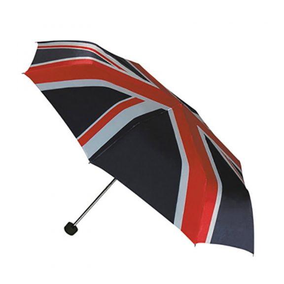 Compact Union Jack Umbrella